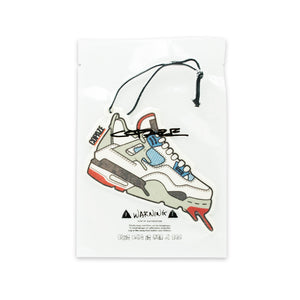 "AJ4 ""WHAT THE²"" AIR FRESHENER"