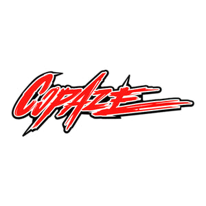 COPAZE STICKERS - 5 COLORS