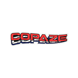 "COPAZE LOGO ""FUCK COPS"" STICKER"