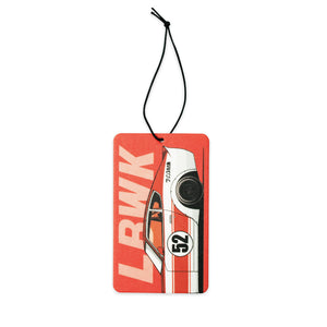 "LBWK X COPAZE  ""FAIRLADY RED"" AIR FRESHENER"