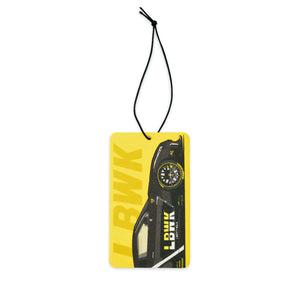 "LBWK X COPAZE  ""R35 Type2 YELLOW"" AIR FRESHENER"
