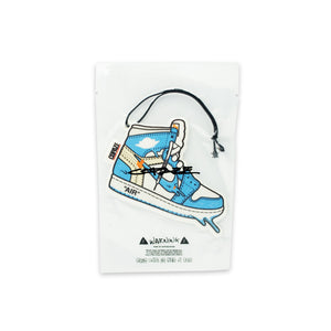 "AJ1 ""Off-White"" UNC AIR FRESHENER"