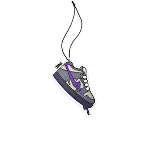 "Dunk Low SB ""Purple Pigeon"" AIR FRESHENER"