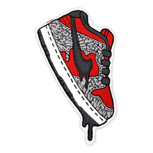 "Load image into Gallery viewer, Dunk Low ""Red Cement"" Rug"