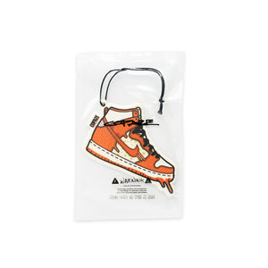 "Dunk High ""Supreme Orange"" AIR FRESHENER"