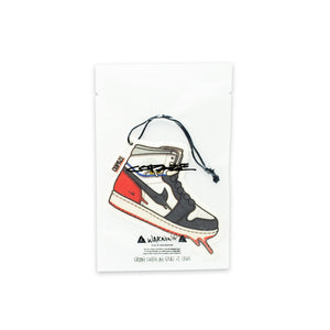 "AJ1 ""UNION BLACK TOE"" AIR FRESHENER"