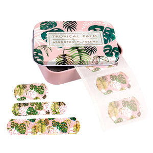 "Pflasterbox ""Tropical Palm"""