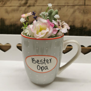 "Becher ""Bester Opa"", 300 ml"