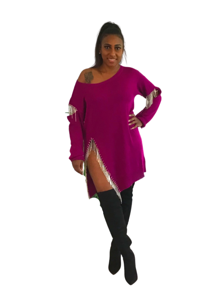 Bella Sweater Dress