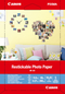 10x15 PR-101 Restickable Photo Paper, 5 sheets