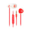 MA200 In-Ear, White/Red