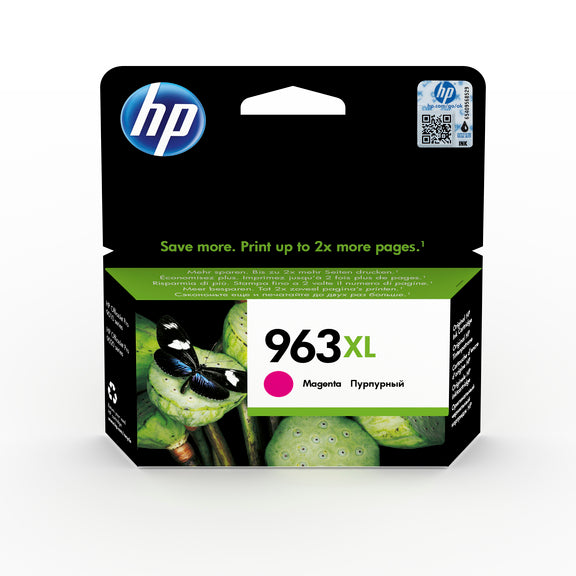 No963XL High Yield Magenta Ink Cartridge