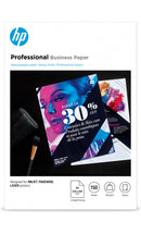 A4 glossy Professional Business paper 2-side 180g/m² (150)