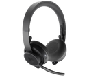 Logitech Zone Wireless Bluetooth headset, Graphite