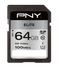 PNY SDXC Minnekort High Elite 64GB Class 10