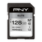 PNY SDXC Minnekort High Elite 128GB Class 10