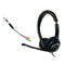 Plug'n Talk Headset, Black
