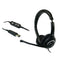 Plug'n Talk Headset USB, Black