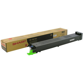 Sharp MX18GTBA MX1800 Black Toner 13K