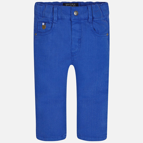 Iceberg Blue Colored Jeans