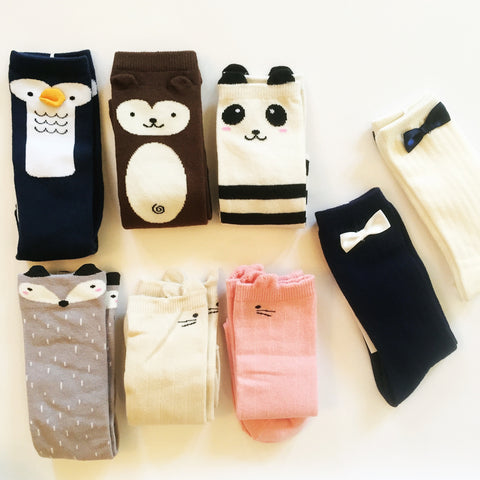 Knee Socks [Assorted Styles and Sizes]