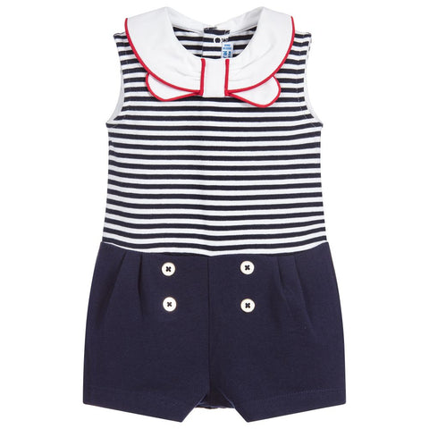 Nautical Stripes Playsuit