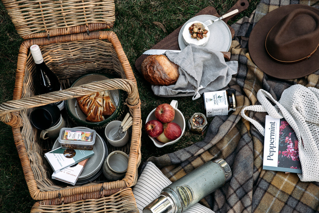 POP at home journal - POP Picnic