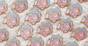 Grand Opening Special Offer! FREE Magikarp Pin for every pin purchase