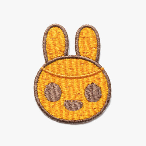 Coco Animal Crossing Embroidered Patch (Homemade)