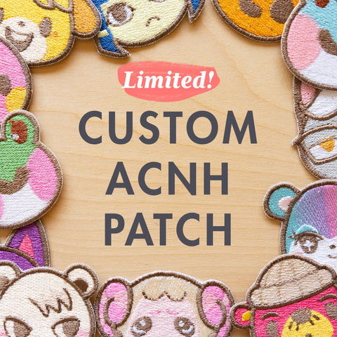 Custom ACNH Patch Bundle (3 Patches)