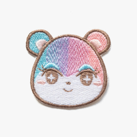 Judy Animal Crossing Embroidered Patch (Homemade)