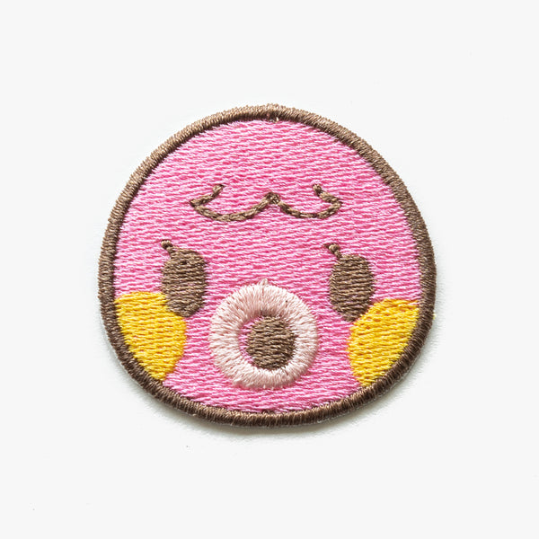 Marina Animal Crossing Embroidered Patch (Homemade)