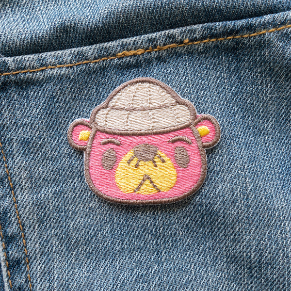 Pascal Animal Crossing Embroidered Patch (Homemade)