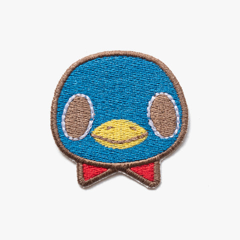 Roald Animal Crossing Embroidered Patch (Homemade)