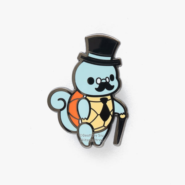 Squirtle Hard Enamel Pin