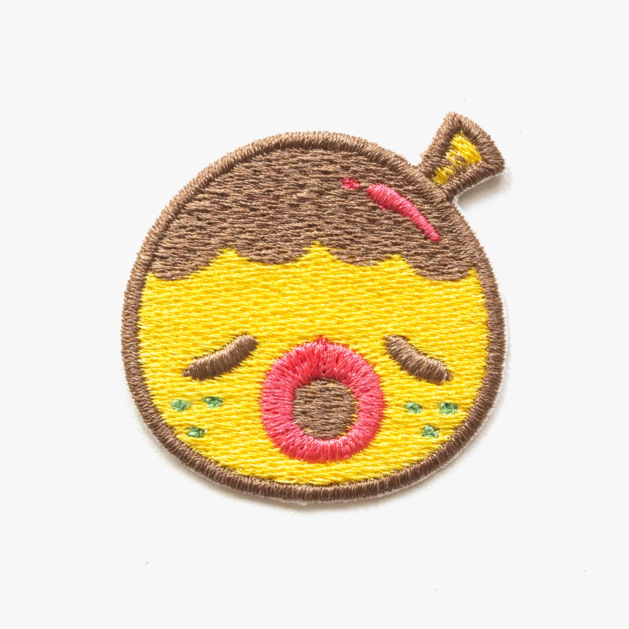 Zucker Animal Crossing Embroidered Patch (Homemade)
