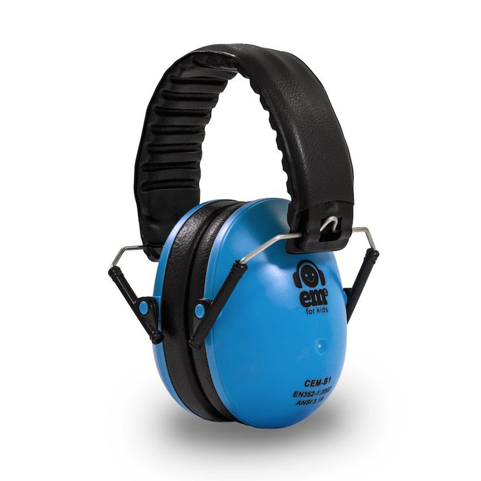 Em's EarMuffs For Kids - Blue Headphone