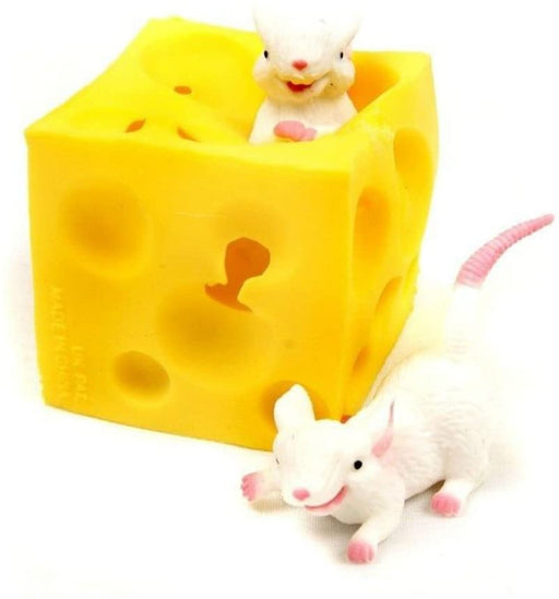 Stretchy Mice & Cheese Fidget