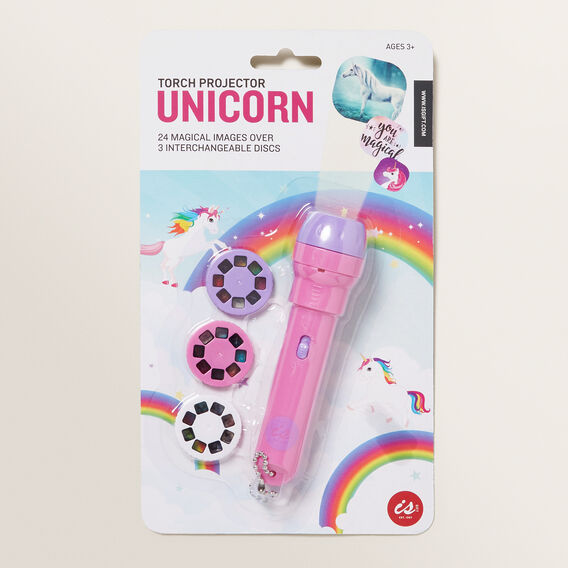 Unicorn Torch Projector