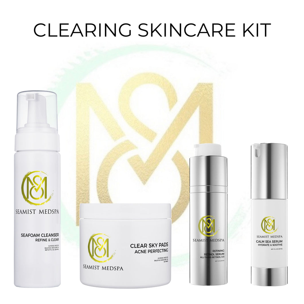 Clearing Skincare Kit