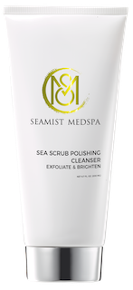Sea Scrub Polishing Cleanser: Exfoliate & Brighten