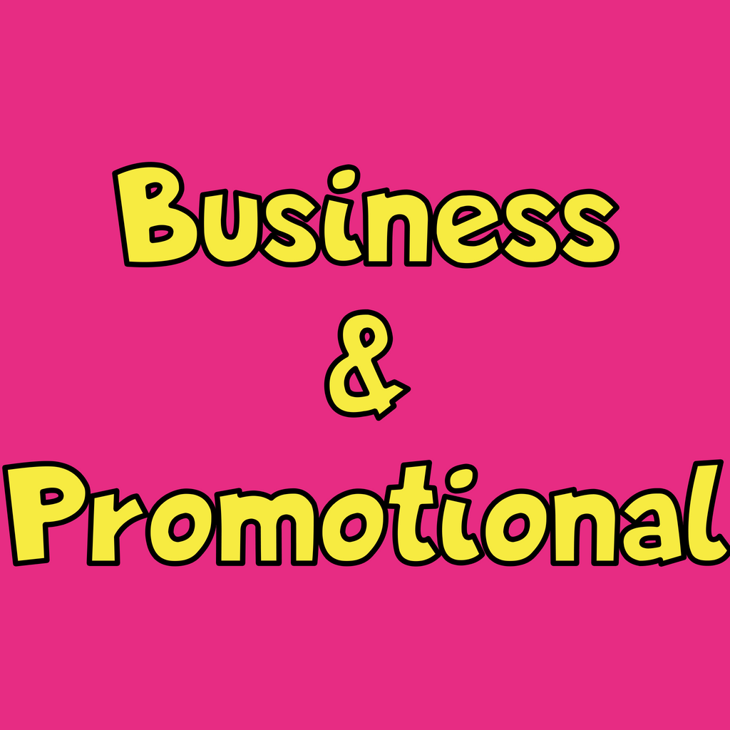 Business & Promotional
