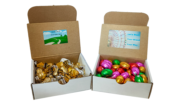 Labelled Gift Boxes