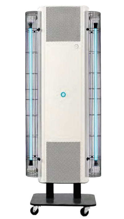 UVC fan air purifier by Light Progress