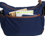 Havana 21BL Shoulder Camera Bag - Blue