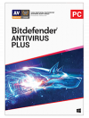Bitdefender Antivirus Plus 1-PC 1 jaar