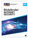 Bitdefender Internet Security 1-PC 1 jaar OEM
