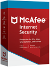 McAfee Internet Security 3-PC BUNDEL - 10 stuks