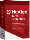 McAfee Total Protection 3-PC 1 jaar