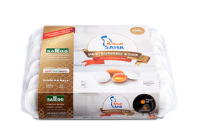 SAHA PASTEURIZED EGGS 30s